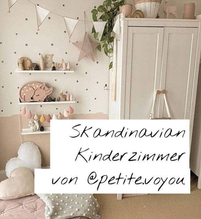 Home Trends - Skandinavian Kinderzimmer von petite.voyou