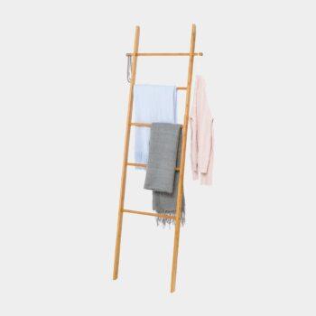HomeTrends-Dekoleiter-Wäscheständer-Holz-01
