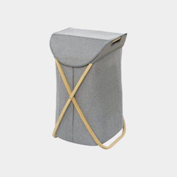 HomeTrends-Wäschesammler Bahari-:Wäschekorb Fassungsvermögen- 79 l