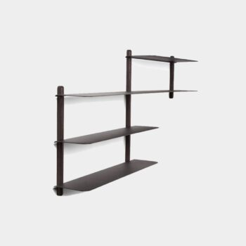 HomeTrends-minimalistisches-Wandregal-schwarz