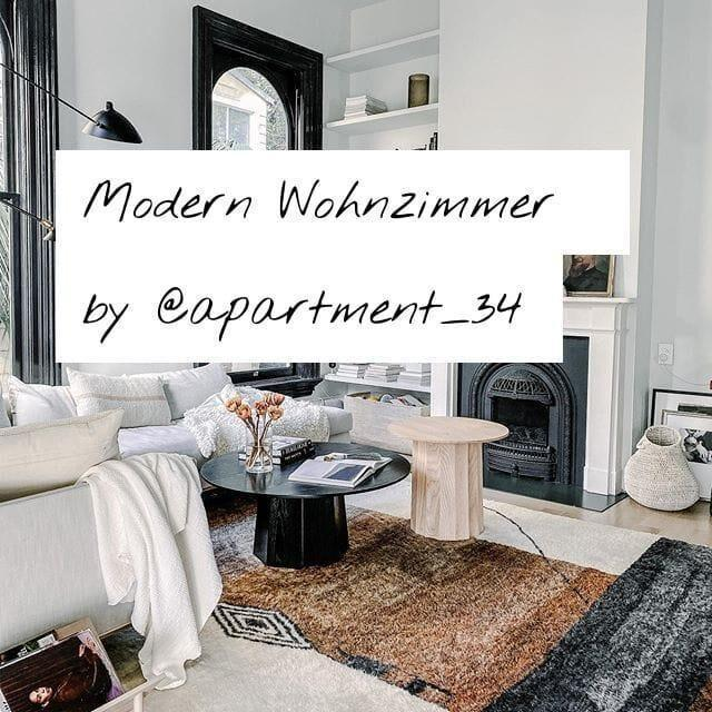 Home Trends - Modernes Wohnzimmer Trend 2020